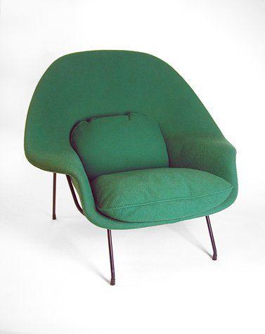 Saarinen_Womb_Chair.jpg. Womb ChairEero ...