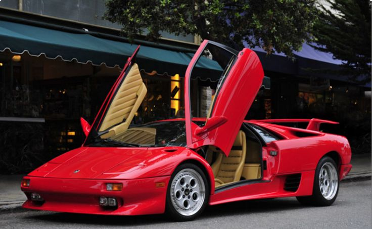 Lamborghini Diablo: A Devil of a Car