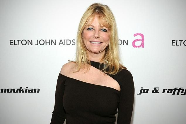 WEST HOLLYWOOD, CA - FEBRUARY 27:  Actress Cheryl Tiegs arrives at the 19th Annual Elton John AIDS Foundation Academy Awards Viewing Party a...