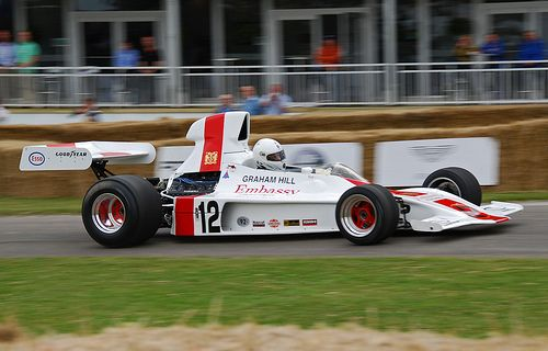 1973 Shadow-Cosworth DN1 - Goodwood FoS 2008 - Retro F1 Grand Prix Cars