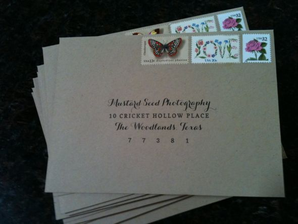 1000+ images about ::Envelopes:: on Pinterest   How to address ...