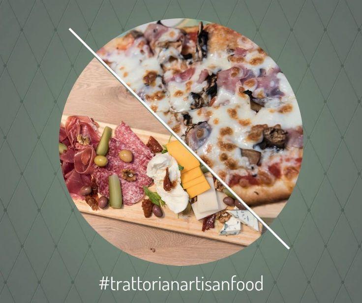 Trattorian Artisan Food. Brasov  #food #yummy #amazing #dinner #lunch #tasty #italian #pizza #pasta #eat #salad