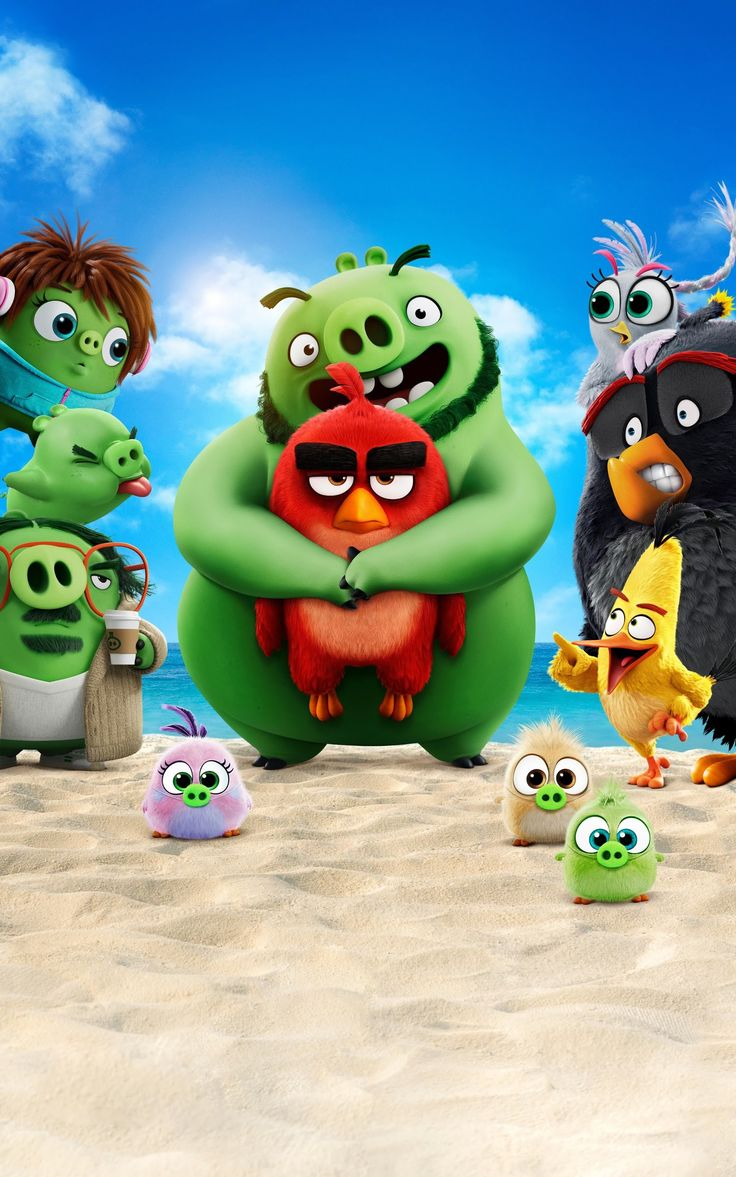 The Angry Birds Movie 2 Wallpaper 4k Movies Category Laginate