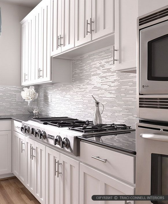 Kitchen Countertop And Backsplash Combinations: 16 Best 2014 OPPEIN Kitchen Cabinet Images On Pinterest