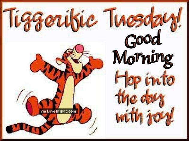 Tifferific Tuesday