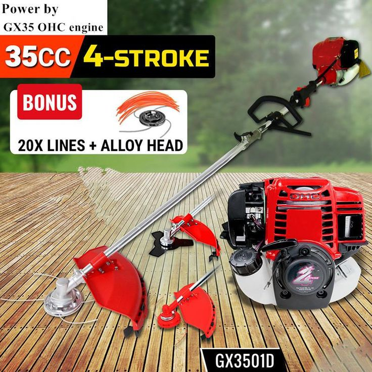 2 in 1 Grass cutter with Honda Gx35 Engine Brush cutter Petrol strimmer Tree Pruner with Bicycle handle factory selling