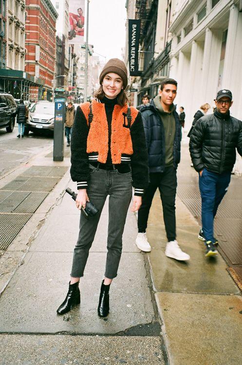 Faye Nielsen's NYFW Street Style @ COOL PRETTY COOL