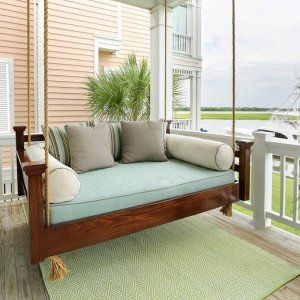 front porch swings shop at - Front Porch Swing