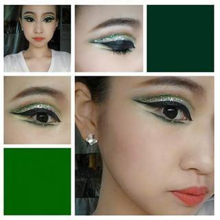 korean ballet makeup
