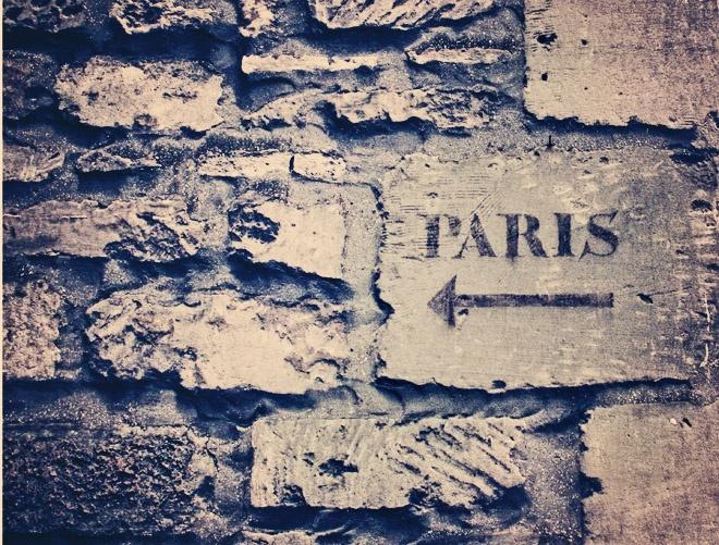 Sigh ... cannot wait to go to Paris