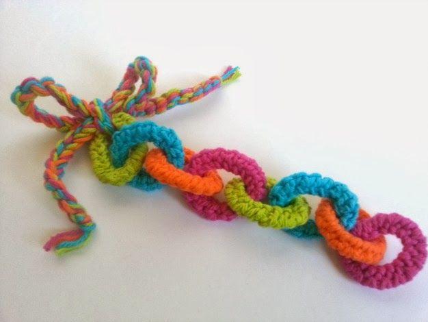 Crochet Dynamite: Katy's Teething Rings
