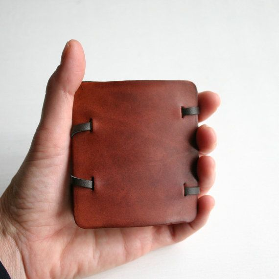 Magic Wallet. Slim leather magic wallet to hold by FatCatLeather, $19.00