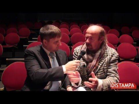 Enio Drovandi:ritratto d'attore tra Cinema, Teatro e TV (15.01.2016)