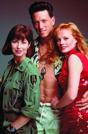 80's TV Shows - China Beach. Wish they would get the licensing issues dealt with so the series can be available on DVD.
