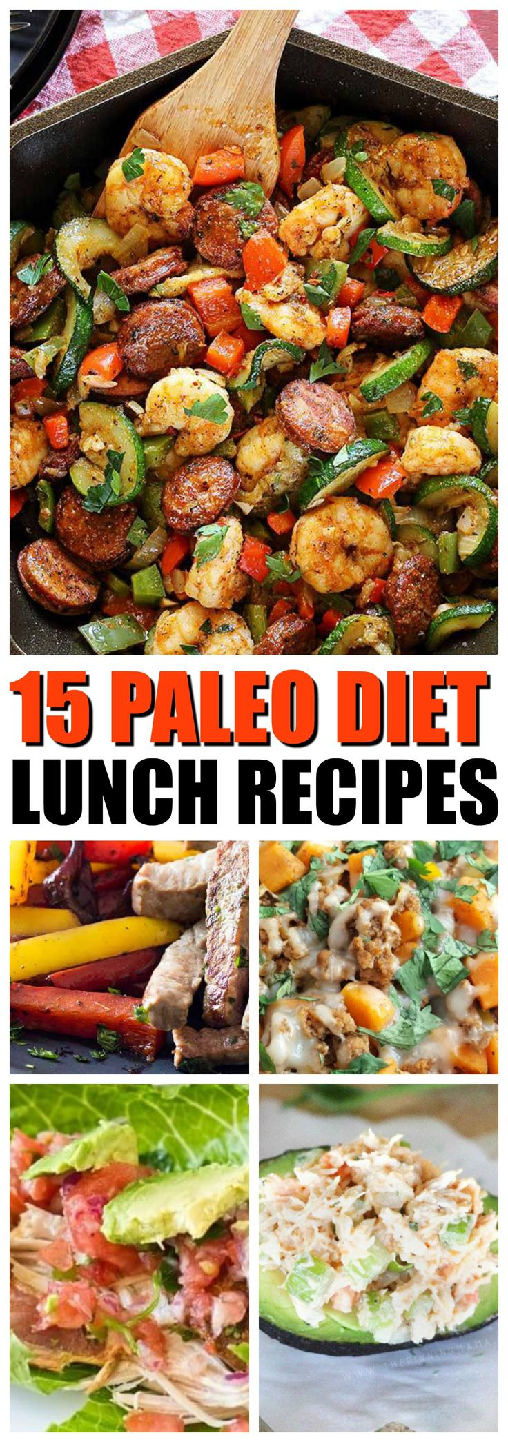 Paleo Diet approved lunch ideas for you! Recipes Paleo approved dishes or help you change up from your regular menu items and perfect for beginners #paleo #dieting
