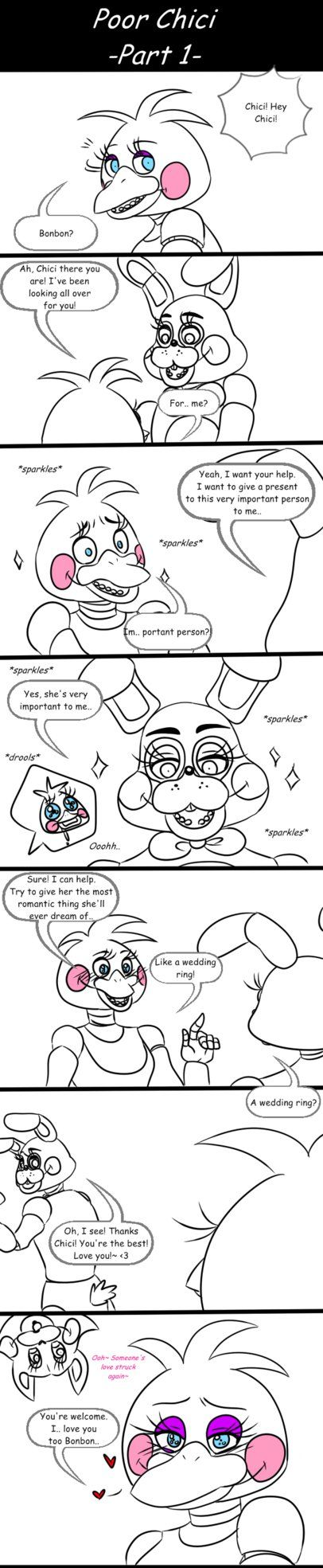 Spookys house of jumpscare e621 - Poor Chici Toy Chica Pt 1 By E C98 On Deviantart