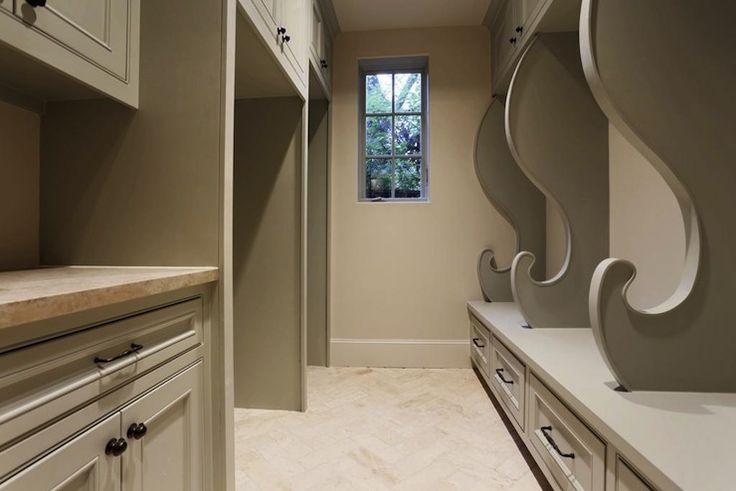 27 migliori immagini get organized pantries closets for Armadietti moderni di mudroom