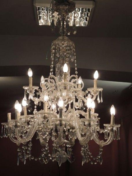 c7c3113783d9c421dadb3d21d36fd885  chandeliers 10 Merveilleux Lustre à Pampilles Kjs7