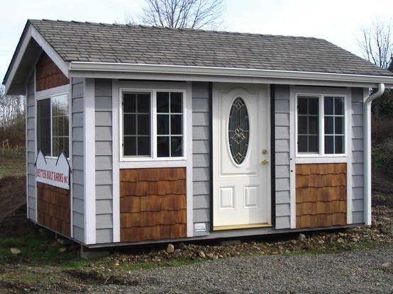 14 best images about custom sheds on pinterest tool for Mother in law shed