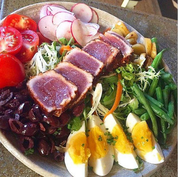 gourmet restaurants new york. nicoise salad | catch restaurants, new york, ny gourmet restaurants york