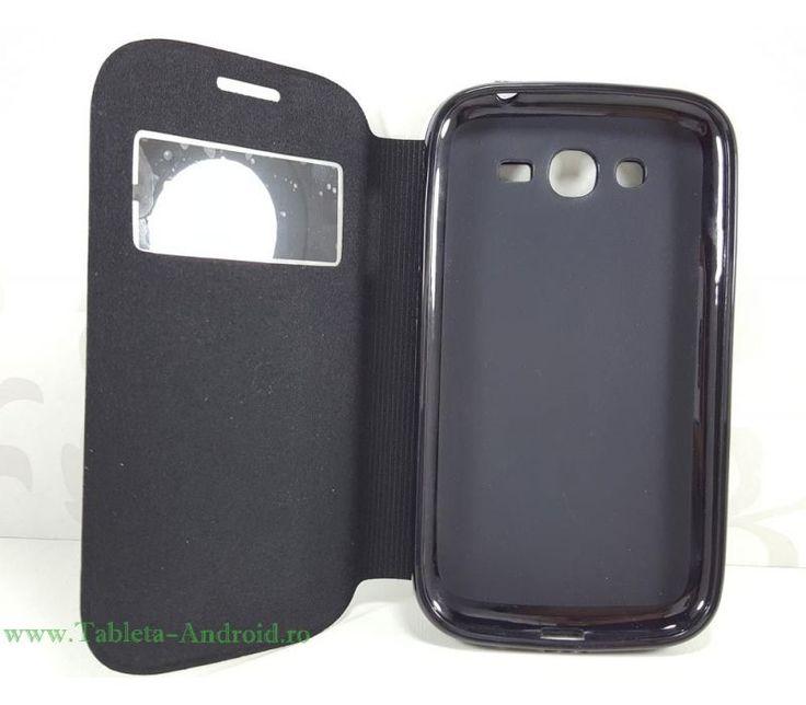 Husa Telefon Samsung i9060 Grand Neo - https://www.tableta-android.ro/huse-telefoane-samsung/husa-telefon-samsung-i9060grand-neo-tip-carte.html #Accesorii #tablete #huse #folii #special #conceputa