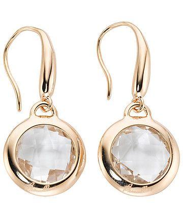 Ohrringe von Bronzallure  #jewellery #fashion #gold