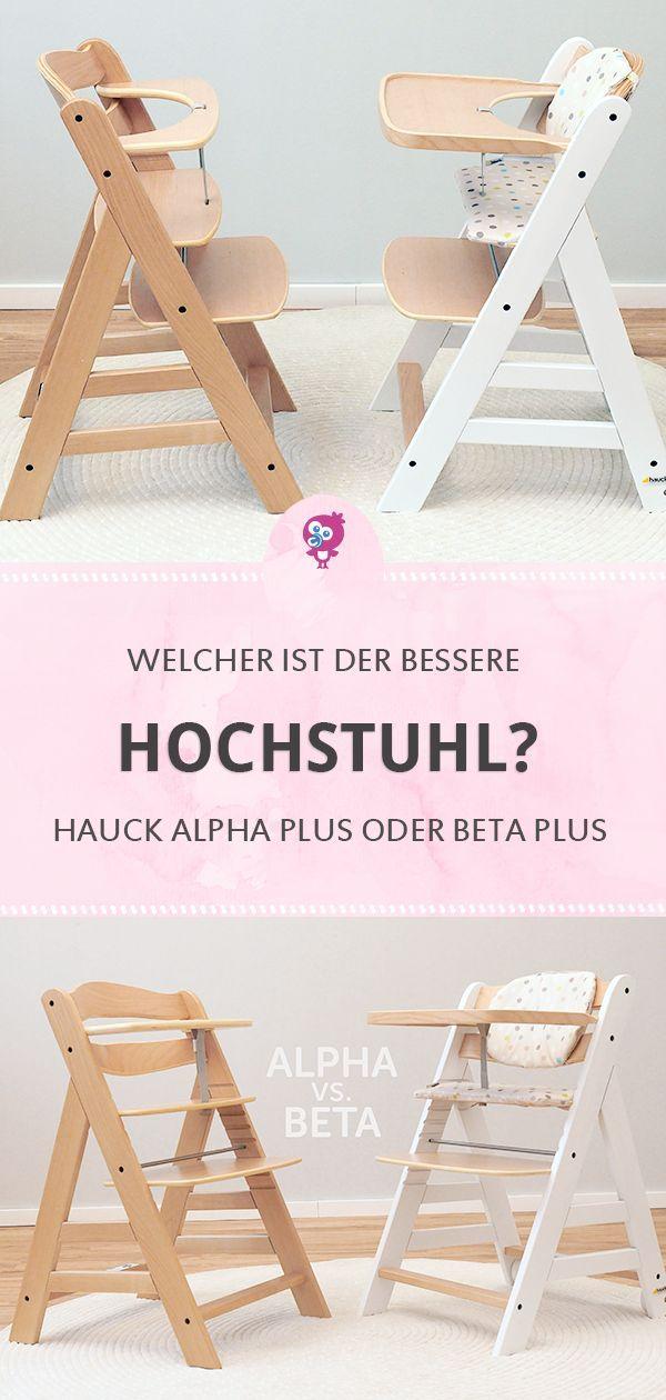Hauck Alpha Plus Oder Beta Plus Welcher Hochstuhl Ist Besser