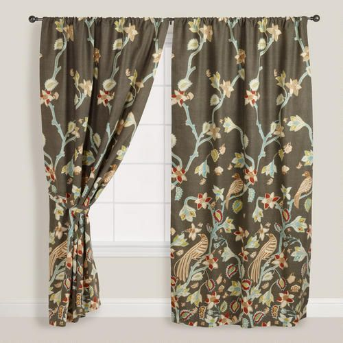 103 Best Curtains Silver And Gold Images On Pinterest