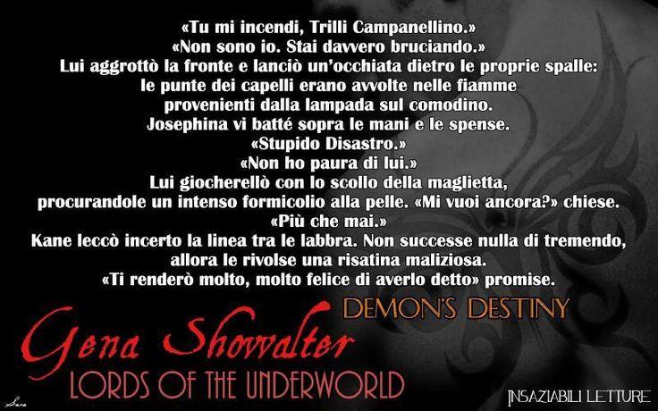 Demon's Destiny - Gena Showalter