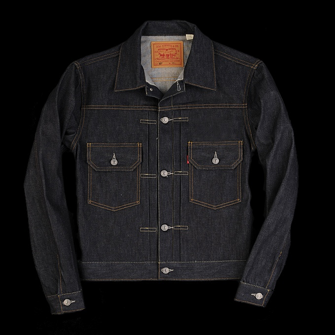 unionmade levis vintage clothing 1953 type ii jacket