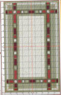 Crafts & Cia: Graphics carpets Arraiolo