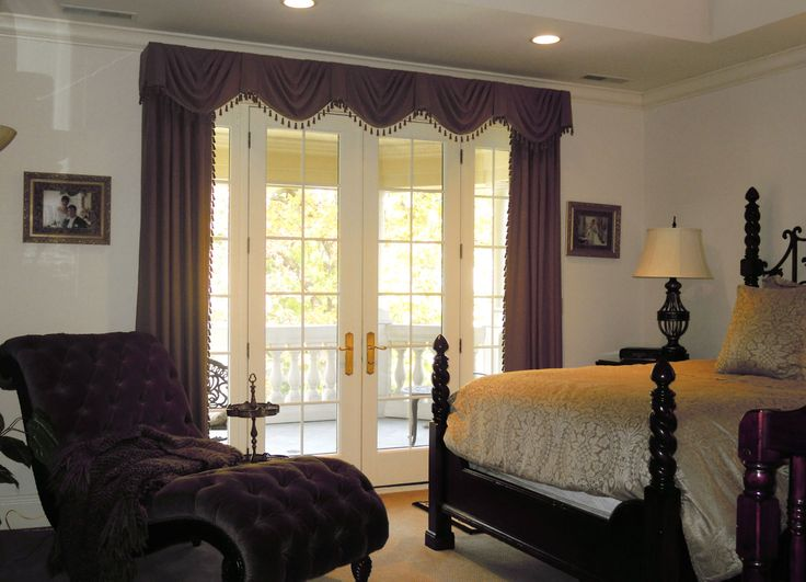 les 85 meilleures images du tableau valence et rideau sur pinterest habillages de fen tre. Black Bedroom Furniture Sets. Home Design Ideas