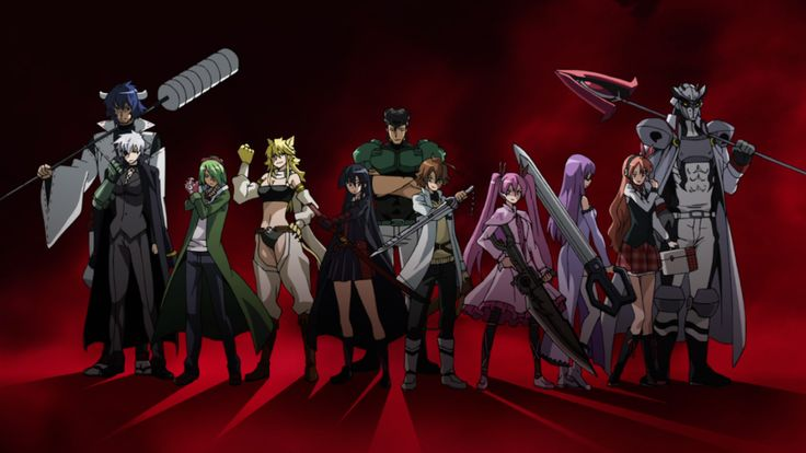 Red Eyes Sword - Akame ga KILL! - Épisode 24 : Akame ga kill!. Plus d'informations sur la série sur http://anime.kaze.fr/catalogue/red_eyes_sword
