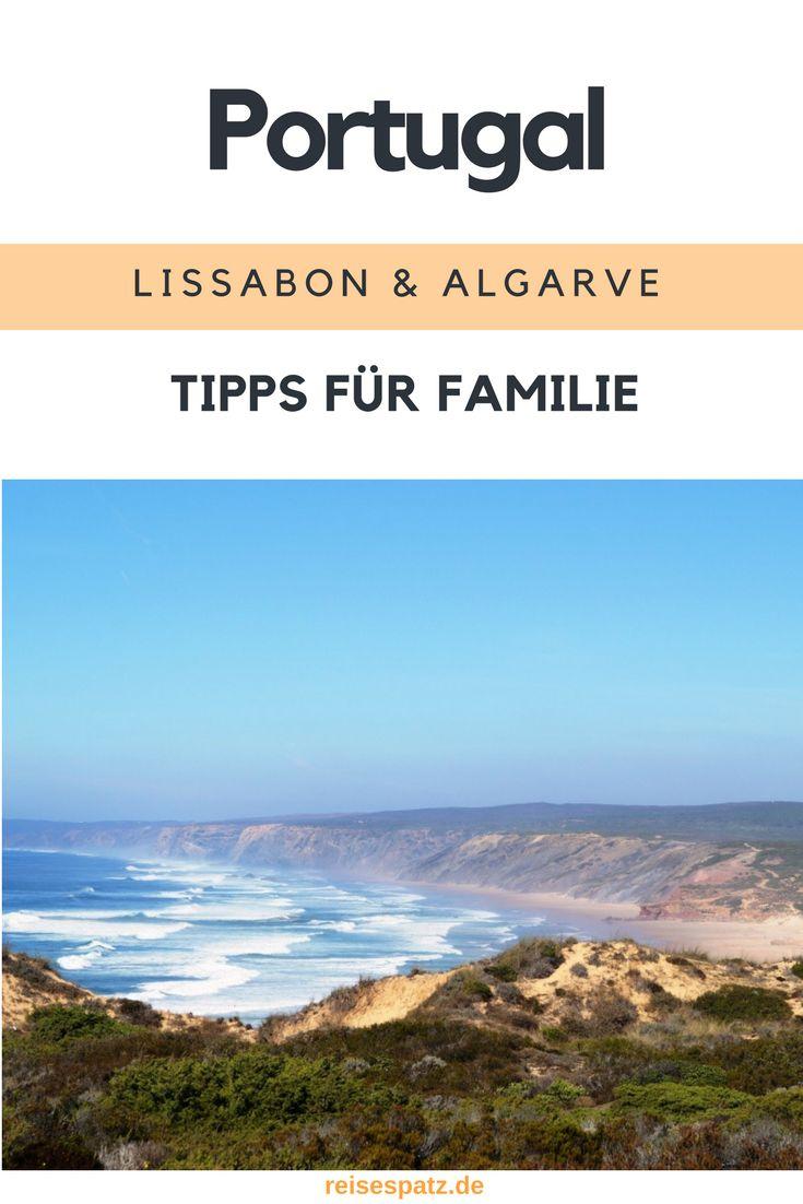 Tipps für deine Reisen mit Kindern nach Portugal. Mit optimierten Reiseroute für Portugal.