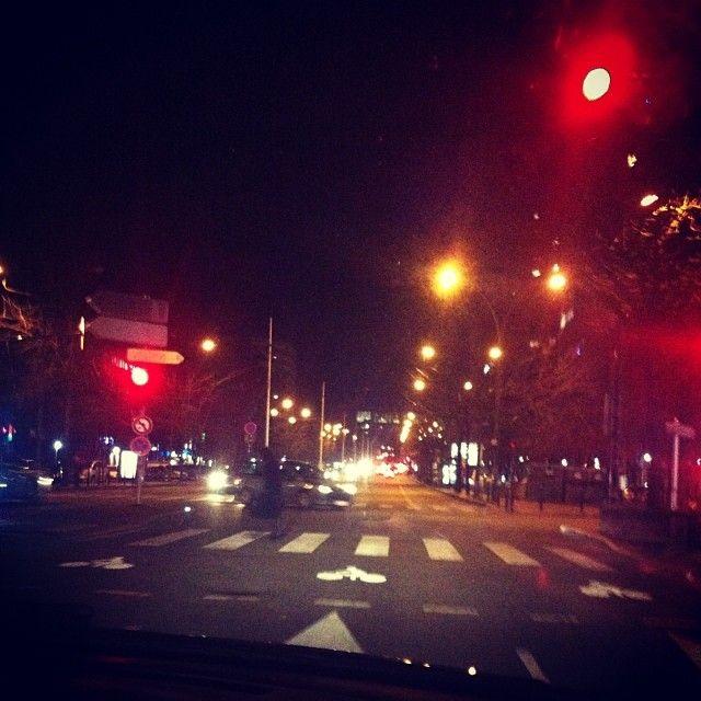 [TOULOUSE] @repeatagain : en remontant les allées Jean Jaurès la nuit hop #RuesJaures #toulouse http://instagram.com/p/jw4aYWoD3f/