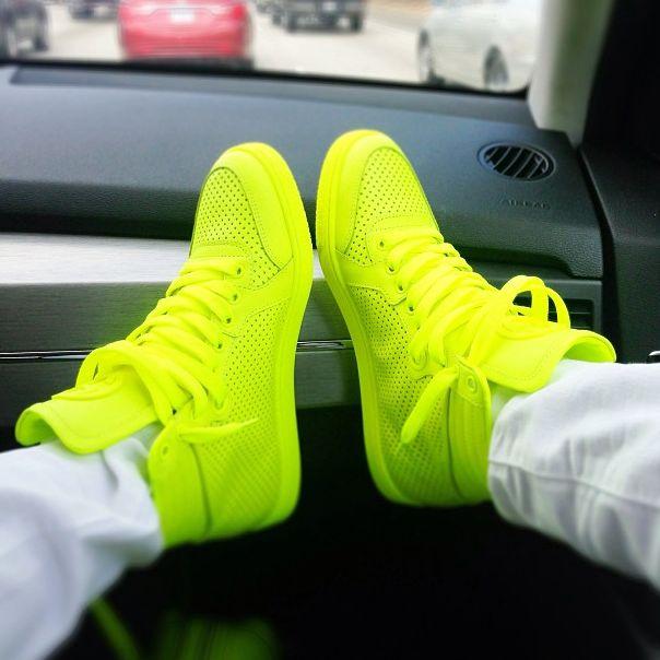 Jai Nice Gucci Neon Yellow Coda  ♥♥♥