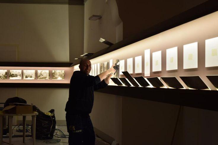 Nuova #mostra in allestimento a Palazzo Bonacquisti, #Assisi #foto #facebook https://www.facebook.com/media/set/?set=a.878325548880381.1073741839.871638819549054&type=1 … #eventi #umbria
