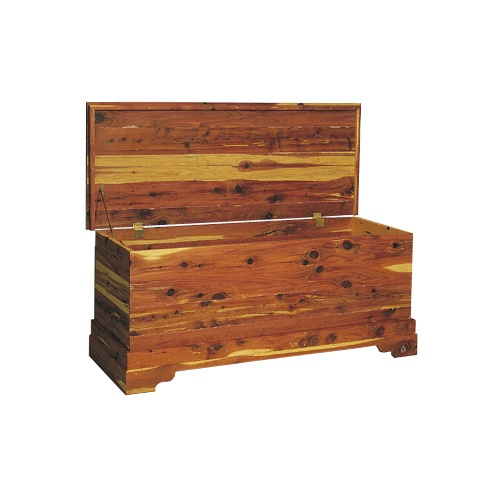 Woodworking Chair Plans & Blanket Chest Plans