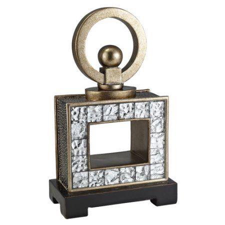 Mirror Tiles Decorative Box