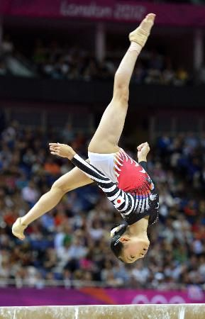 Teramoto Asuka - London Olympics