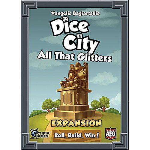 Dice City Expansion All that Glitters >>> Want to know more, click on the image.Note:It is affiliate link to Amazon. #comment4comment
