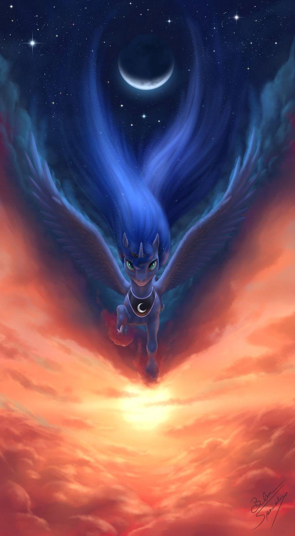 The Night Bringer by blueSpaceling.deviantart.com on @DeviantArt