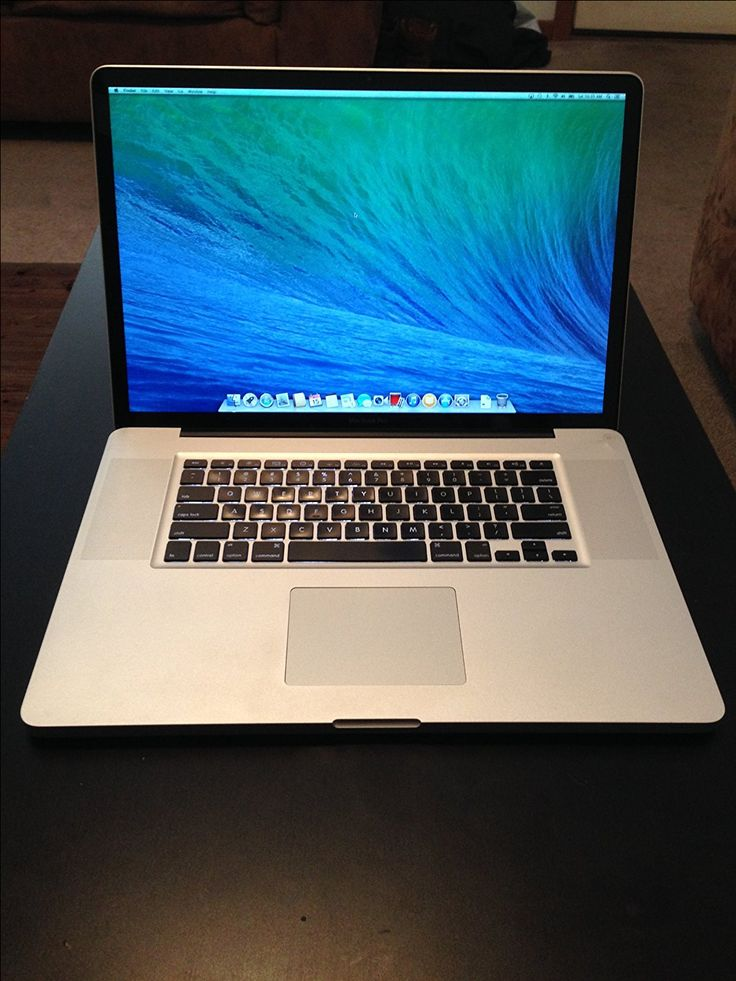 "Apple Macbook Pro quad-core Intel Core i7 2.3GHz 4GB 750GB DVDRW BT Radeon HD 6750M 17"" WebCam MAC OS X v10.7 Li-Ion MD036LL/A.. only in $1,679.95"