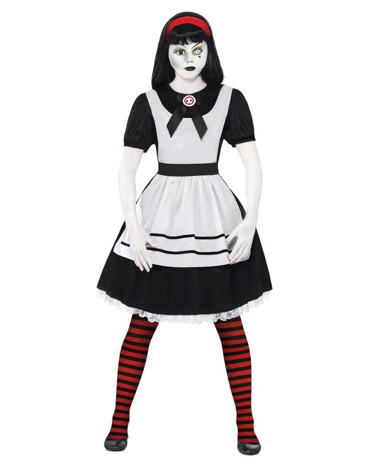 Living Dead doll costume