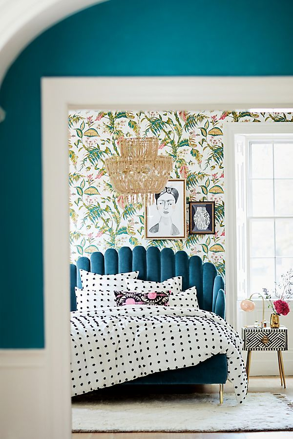 Fiji Gardens Wallpaper Home Decor Bedroom Bedroom Decor Home