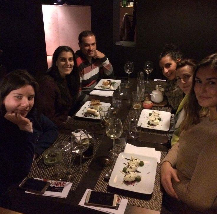 Sara Nogueira na Sushi Party em Coimbra!