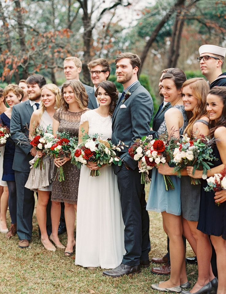 Meredith And Andrew Columbia, SC wedding | Landon Jacob Photography