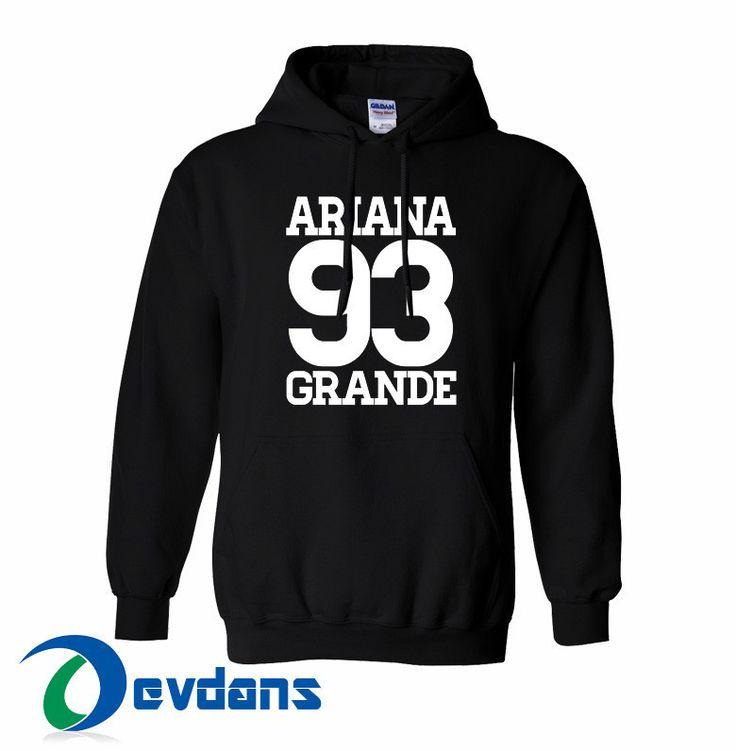 ariana grande 93 Hoodie size S,M,L,XL,2XL