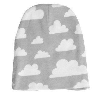 Moln Cloud Grey Beanie - Various sizes
