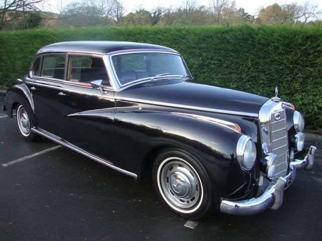 1954 Mercedes - Benz 300 W 186